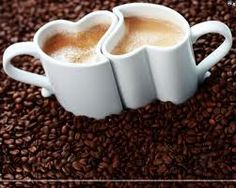 """The ying and yang of #coffee. Things just seem to """"fit"""" when coffee is involved."""