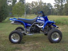 how to ride a banshee 350