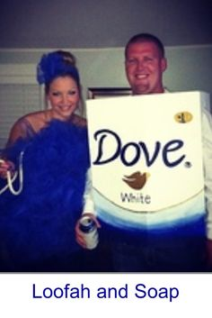 Couples costumes. Me and Alex will this for Halloween