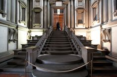Biblioteca Medicea Laurenziana, Michelangelo.