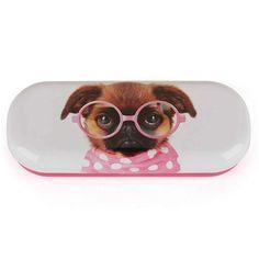 Catseye GLP6GL Glasses Pooch Glasses Case Pink
