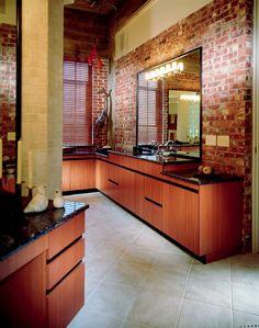 Crystal Custom Cabinetry Lyptus Wood Cabinetry. Wichita, Kansas