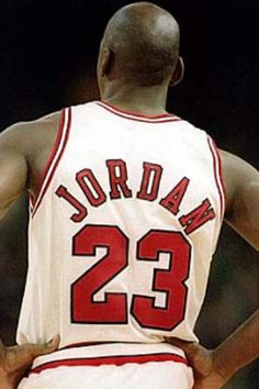 Micheal Jordan my number 23!!!