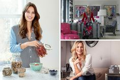 Inspiration from these three iconic women who used personal experience to create flourishing businesses.
