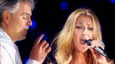 Céline Dion & Andrea Bocelli - The Prayer (Live NYC Central Park 2011)