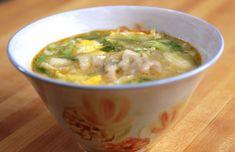 manduguk or Korean dumpling soup, Love this !