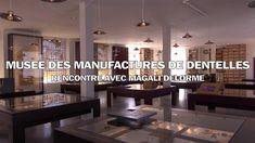 Musée des manufactures de dentelles - rencontre avec Magali Delorme
