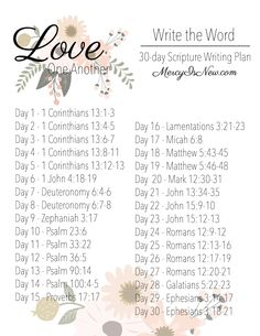 Bible Study: Write the Word: Love One Another – His Mercy is New Bible Study Notebook, Bible Study Plans, Bible Plan, Bible Study Tips, Bible Study Journal, Bible Lessons, Scripture Journal, Bible Journaling For Beginners, Devotional Journal