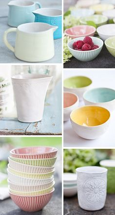 Mia Blanche Ceramics  -  I am seriously coveting these gorgeous pieces!!  http://miablanchekeramik.tictail.com/