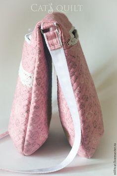 """Bolsas artesanais.  Saco de livro de """"100 mil ovelhas.""""  Elena Smolkina.  Mestres justas.  Autor padrão saco"""