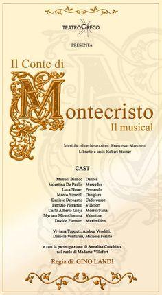 Riflettori su...di Silvia Arosio: Il Conte di Montecristo il Musical: in anteprima, ...