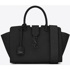 The ultimate designer handbag wish list Saint Laurent Baby Monogram Saint Laurent Downtown Cabas Ysl Bag Luxury Bags, Luxury Handbags, Designer Handbags, Designer Bags, Stylish Handbags, Prada Handbags, Purses And Handbags, Black Handbags, Suede Handbags