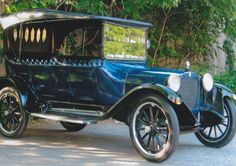 1919 Dodge Brothers Touring Car