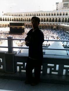 Masjidil harram 3 floor.