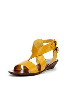 Mind Over Matter Wedge Sandal by Seychelles
