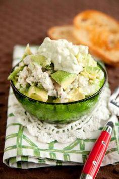 Paula Dean Chicken Salad