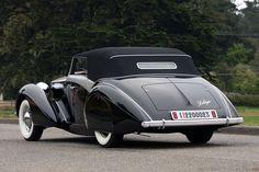 1939 Delage D8-120S