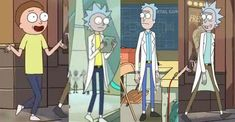 This Fan Theory Will Have You Convinced That Rick And Morty Are The Same Person