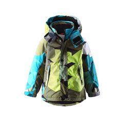 Куртка REIMA (зеленый, 5449) купить в Москве. Цены, фото | Интернет-магазин Nils.ru
