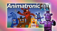Roblox Animatronics World - FNAF and Sister Location - VenturianTale Mom...