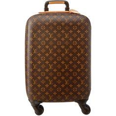 Louis Vuitton Monogram Canvas Zephyr 55 (76 790 UAH) ❤ liked on Polyvore featuring bags, nocolor, long handle bags, shoulder strap bags, zip top bag, louis vuitton bags and louis vuitton