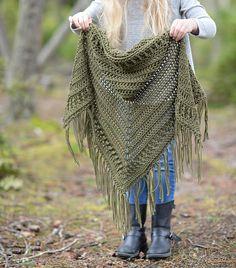 Ravelry: Brocade Shawl pattern by Heidi May