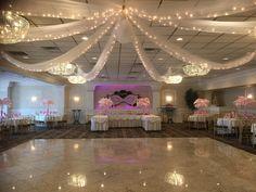 Masquerade Theme Quinceanera Sweet 16 Wedding Venues Stuff Villa Reception Mansion Fork Barone Hilltop Manor