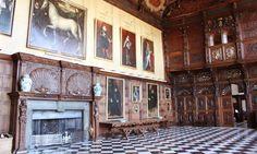 Hever Castle Pictures Hever Castle Interior