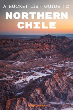 5 places you can't miss in Northern Chile. A bucket list guide of things to do outside popular Santiago from Moon Valley to Atacama Salt Lakes, Iquique, and more! Don't miss out on these itinerary highlights on your next trip to South America. Chile, Vacations To Go, Dream Vacations, Patagonia, Bolivia Travel, South America Travel, Beautiful Places To Visit, Travel Guides, Travel Tips