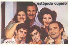 Estúpido Cupido (1976) Tv Retro, Nostalgia, Tv Shows, Joker, Couple Photos, Couples, Vintage, Brazil, Anos 60