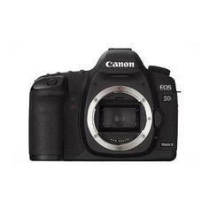 The 5D Mark II by Canon.  Workhorse DSLR Camera.  A Full Frame Digital Camera with 21MP Sensor to get all the details.  Also a top notch Video Camera that many Pros use.