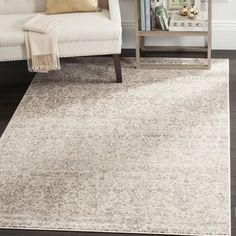 Shop for Safavieh Vintage Ivory/ Grey Rug (9' x 12'). Get free shipping at Overstock.com - Your Online Home Decor Outlet Store! Get 5% in rewards with Club O!