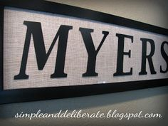 Living Simply and Deliberately...cricut project