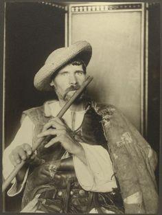 Ellis Island - Romanian piper - circa 1906-1914