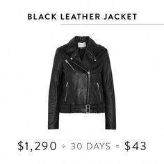 Want to buy this IRO Jone Leather Biker Jacket?