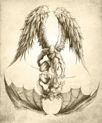 angels and demons - Google Search That's badass! :)