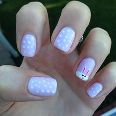 sophiessophie_ easter #nail #nails #nailart