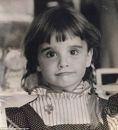 Kyle Richards appeared in eighteen episodes of Little House on the Prairie as Alicia Sanderson Edwards. Today we want to wish her a very Happy 47th  Birthday!