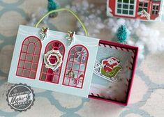 Introducing the Make It Market All Through the House kit... | Betsy Veldman | PTI | Gift card box