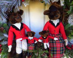 Fox Hunting Wreath Equestrian Wreath Exquisite Horse Gift, Designer Wreath, Christmas Wreath Vintage Fox Christmas Wreath, Fox Hunting - Edit Listing - Etsy