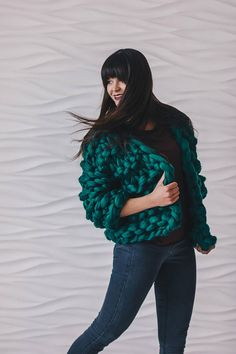 5e07a39f7d9 311 Best Green Cardigan images in 2019 | Green cardigan, Knitting ...