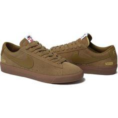 Supreme®/Nike® SB Blazer Low