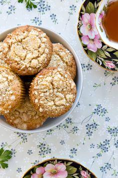 Crumb muffins