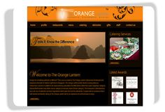 Orange Lantern  The Orange Lantern is an authentic Vietnamese restaurant. The website is implemented with content management system. The user is able to update the website on the backend system. #Singapore