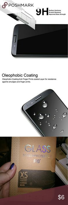 ZTE Obsidian Z820 Glass Protector FOR ZTE OBSIDIAN Z820 ONLY!   Made from the Highest Quality Tempered-Glass with 9H Super Tough protects From scratches to high impact drops.  99.99% HD Clarity and Maintains the Original Touch Experience.  9H Strong Hardness Anti Scratch: three times stronger than a regular screen protector film.  *BUNDLE WITH OTHER ITEMS TO SAVE ON SHIPPING & 15% OFF BUNDLE DISCOUNT* Accessories Phone Cases