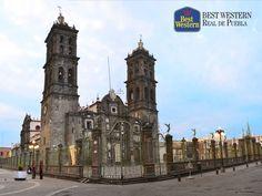 EL MEJOR HOTEL EN PUEBLA. La ciudad de Puebla es un lugar maravilloso para visitar y olvidarse de la rutina. En Best Western Real de Puebla, le invitamos a hospedarse con nosotros durante su viaje por la capital, para que tenga la mejor estancia. Reserve llamando al (222)2300122. #bestwesternhotelrealdepuebla