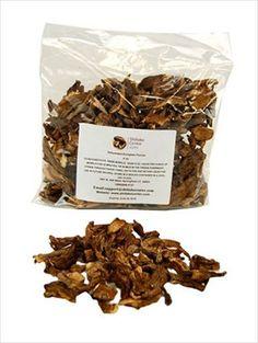 Dried Domestic Porcini Mushrooms - 4 Oz. Bag - Dehydrated Edible Gourmet Boletus Edulis Fungi *** Read more  at the image link.