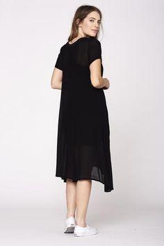 Factory Dress - LACAUSA CLOTHING
