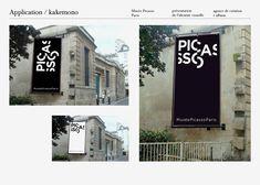 Signalétique Musée Picasso