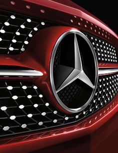"Seems like Mercedes -Benz is taking the concept of ""I love my car"" too seriously. The automobile company has recently announced that it is willing to test the Automobile Companies, Mercedes Benz Logo, Car Logos, Shape And Form, Future Car, Car Parts, Dream Cars, Super Cars, Innovation"